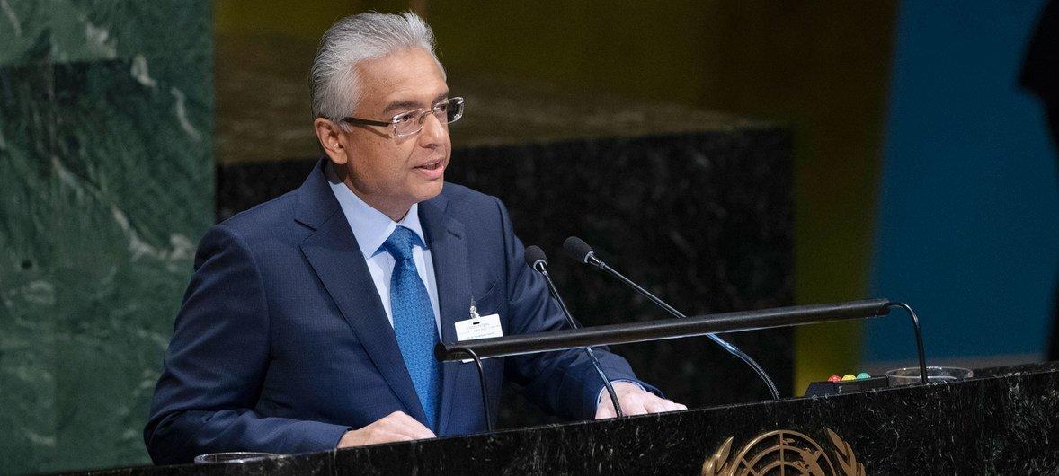 毛里求斯总理贾克诺斯