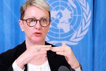 Deborah France-Massin, Directrice du Bureau des activités pour les employeurs à l'OIT