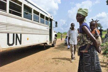 A Missão da ONU na Serra Leoa foi criada há 20 anos com o mandato de proteger os civis