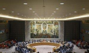 """Participação das mulheres em questões de paz e segurança """"é uma das prioridades claras das Nações Unidas."""""""