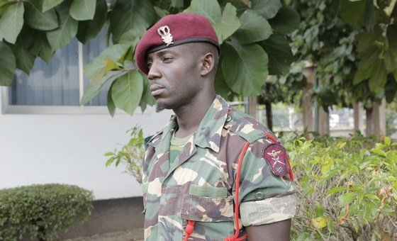 1a3661e988b7 He died so I could live  UN peacekeeper pays tribute to fallen colleague