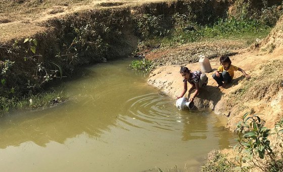FAO: o estresse hídrico afeta países em todos os continentes