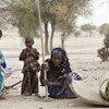 Nigerian refugees begin new life at the Sayam Forage camp in Niger, after fleeing Boko Haram (May 2016).