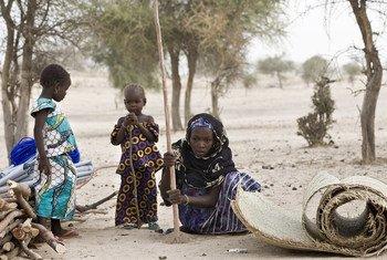 Des réfugiés nigérians dans le camp de Sayam Forage au Niger, après avoir fui Boko Haram (archive - mai 2016).