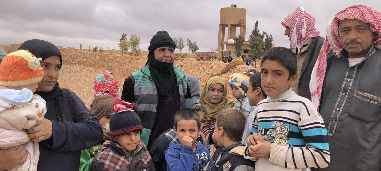 Violência na Síria deixou 134 crianças mortas e mais de 125 mil deslocadas desde o início do ano.