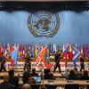 亚太经社会第75届年会5月27日在泰国曼谷开幕。