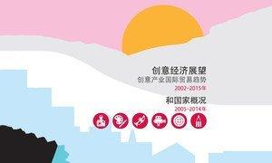 Rapport de la CNUCED sur la Chine et l'économie créative.