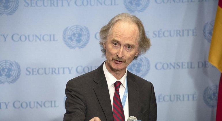 """Comité Constitucional para Siria: la ONU celebra los """"puntos de encuentro"""" entre las delegaciones"""