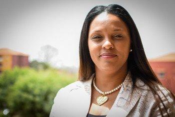 Ministra dos Negócios Estrangeiros da Guiné-Bissau, Suzi Barbosa