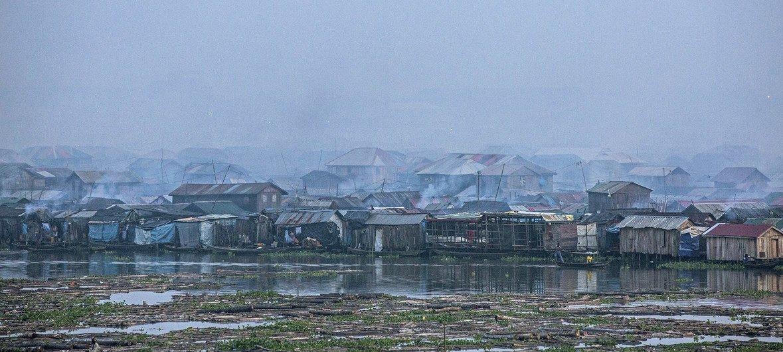Poluição do ar na Nigéria