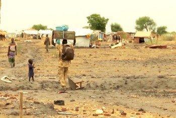 Mpango wa Umoja wa Mataifa wa kulinda amani nchini Sudan kusini UNMISS umezindua rasmi kituo chake kipya kwenye eneo la Nile Magharibi
