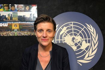Gwyn Lewis, Director of UNRWA Operations in the West Bank (4 June 2019)