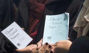 联合国常务副秘书长阿米娜∙默罕默德在伦敦出席活动时强调,《联合国宪章》中的价值观和发展愿景仍是全球的基准和指南。