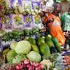 Un marché à Kampala, en Ouganda.