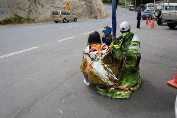 Para a OIM, essas rotas irregulares e serviços prestados por contrabandistas colocam os venezuelanos em situações de vulnerabilidade adicional.