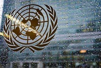 纽约联合国总部大楼。