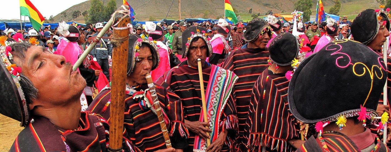 Bolivia, a la vanguardia en la protección y promoción de las lenguas  indígenas | Noticias ONU