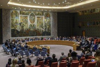 Encontro, de alto nível, e com a presença do presidente da Autoridade Nacional Palestina, Mahmoud Abbas, discute a recente proposta dos Estados Unidos para a região.