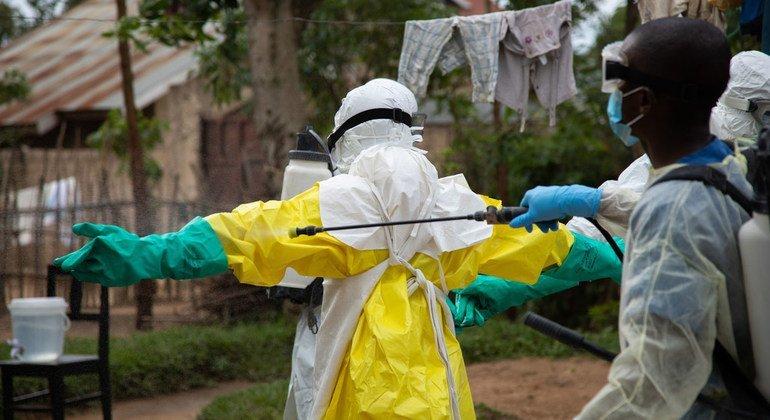 Arriver à bout de cette flambée d'Ebola en RDC