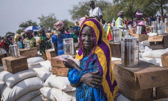 PMA assiste 29 mil pessoas em Pieri, no Sudão do Sul. Cerca de 6,6 mil são crianças