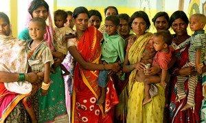 Un retrato de la comunidad Pardhi, en Maharashtra, India.