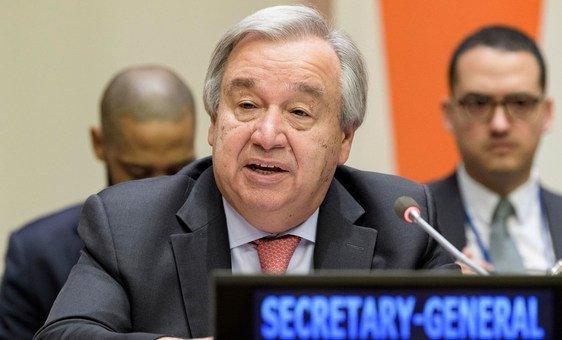 Secretário-geral saudou as reuniões envolvendo os líderes da Coreias e dos Estados Unidos.