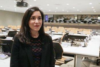 Alexandra Martins, diretora do Programa Mundial sobre a Violência contra as Crianças do Unodc, em entrevista à ONU news.