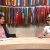 Entrevista com a capitão de corveta da Marinha do Brasil, Márcia Braga.