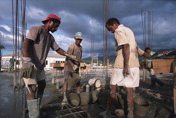 Programa é apoiado pela OIT como parte de uma iniciativa do governo do Timor-Leste