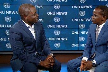 António Pedro é diretor da área da África Central na Comissão Econômica das Nações Unidas para a África.