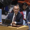 نيكولاي ملادينوف، المنسق الخاص لعملية السلام في الشرق الأوسط، يقدم إحاطة إلى مجلس الأمن الدولي حول التقرير العاشر لتنفيذ القرار رقم 2334 (2016).