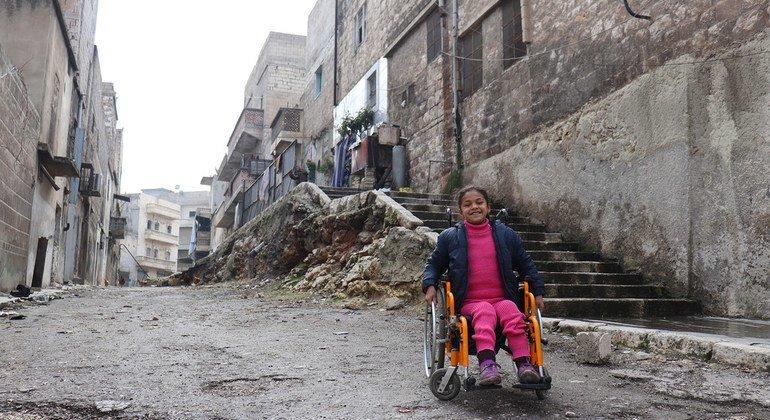 خبير أممي يحث على اتباع نهج أكثر شمولا لذوي الاحتياجات الخاصة في جميع مراحل السلام