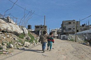 БАПОР оказывает продовольственную помощь миллиону жителей Газы.