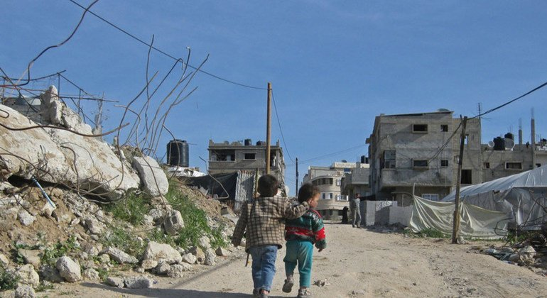 Decisive international action needed to end Israeli occupation: UN rights expert