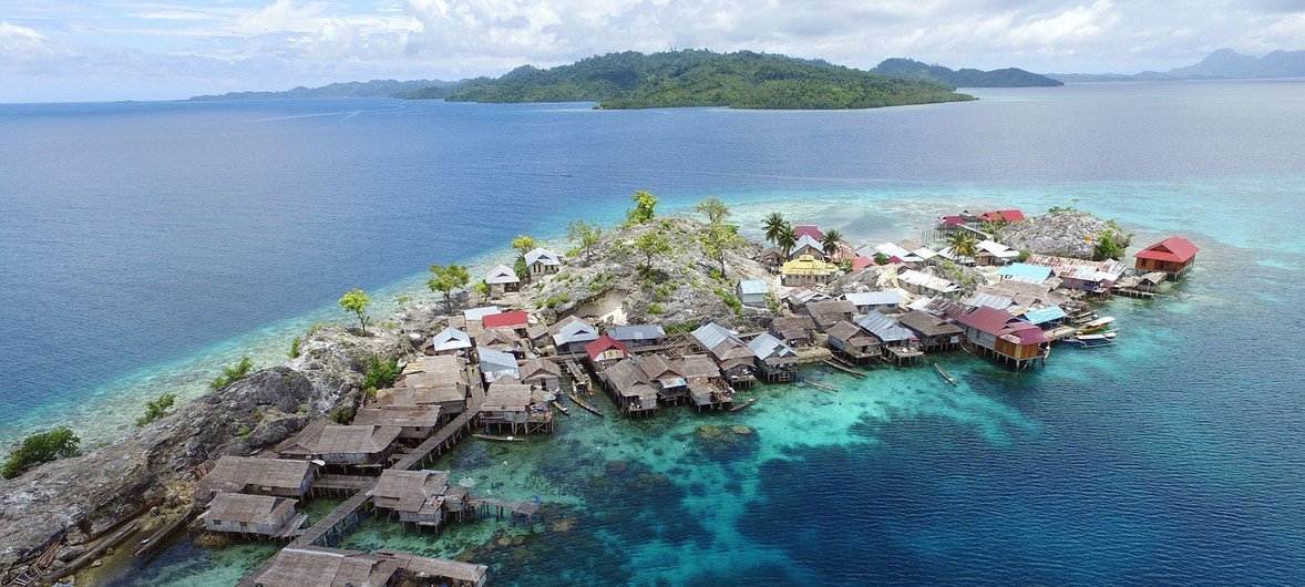 There are some 17,000 islands in Indonesia, some of which lack reliable power sources