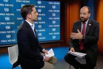 Vinicius Pinheiro, diretor do Escritório da Organização Internacional do Trabalho em Nova Iorque.