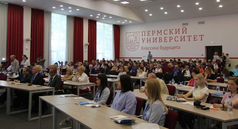Управление Верховного комиссара ООН по правам человека проводит в Пермском государственном университете Летнюю школу