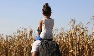 Crianças e adolescentes estão entre os grupos mais vulneráveis