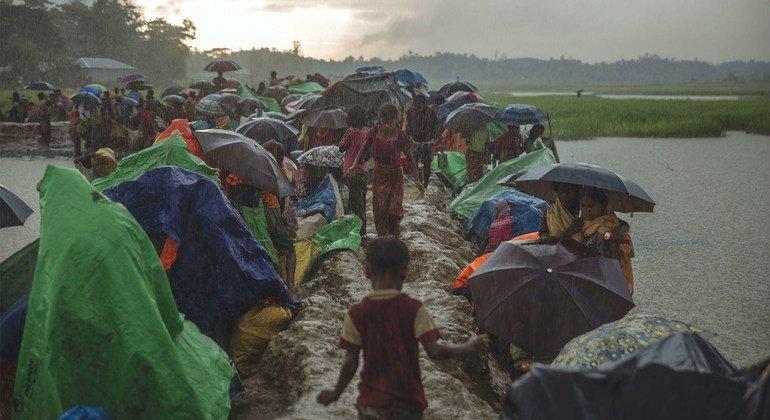 Myanmar : des experts indépendants de l'ONU appellent à couper les ressources de l'armée responsable de crimes
