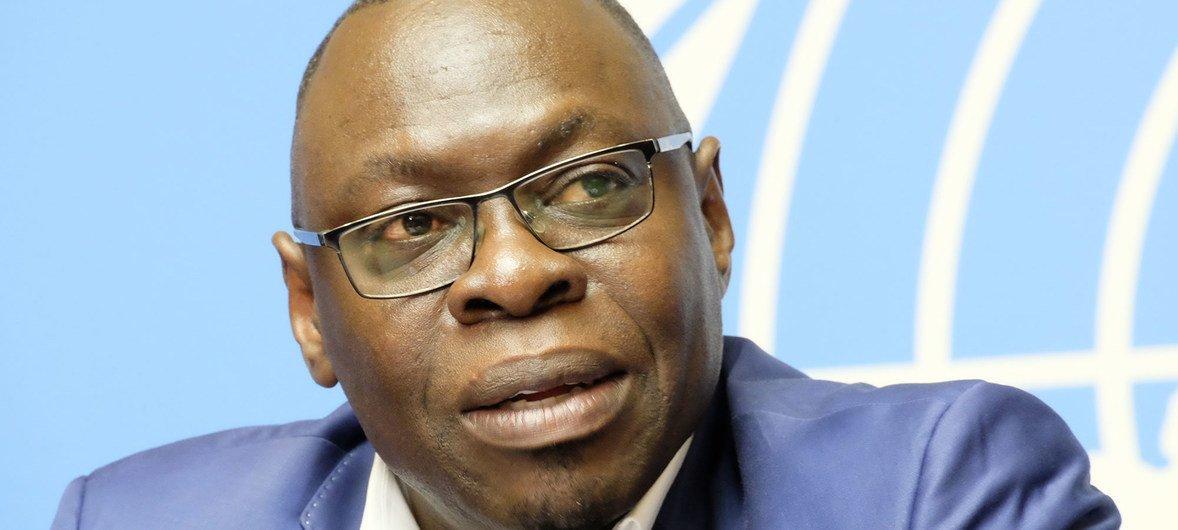 Dr Ibrahima Socé Fall, Directeur général adjoint de  l'OMS en charge de la réponse aux urgences.