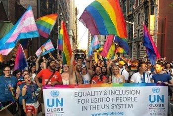 В ООН защищают права ЛГБТ, которые подвергаются дискриминации по всему миру.