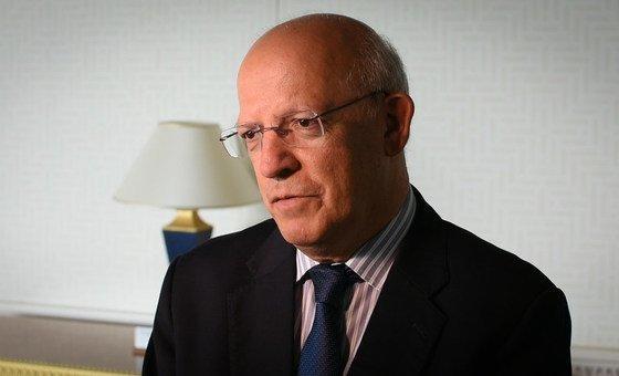 Ministro dos Negócios Estrangeiros de Portugal, Augusto Santos Silva