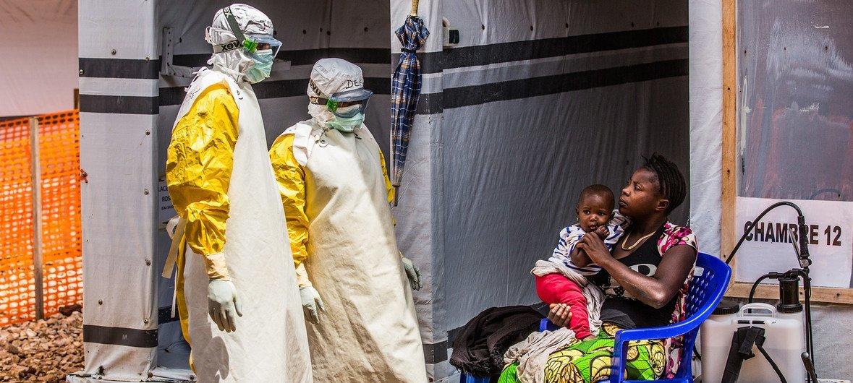 anti ebola masque