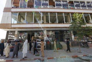В июле 2019 года в Кабуле был совершен теракт. Ответсвенность взяло на себя движение «Талибан»