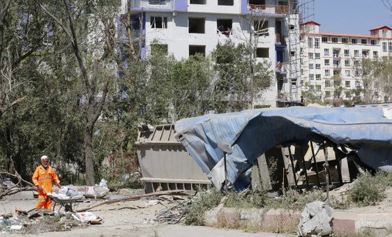43d760d1 'Indiscriminate blasts' in civilian areas 'must stop', UN mission in  Afghanistan stresses