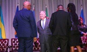 Secretário-geral participa no Caricom, em Santa Lúcia, no Caribe