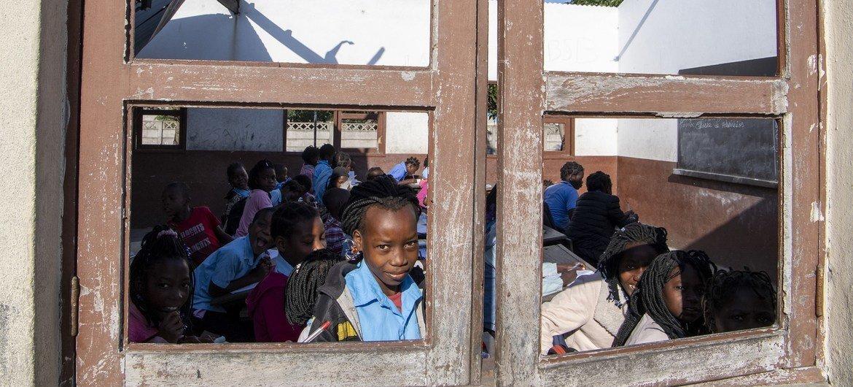 Los ciclones Idai y Kenneth afectarib a cientos de miles de personas en Mozambique.