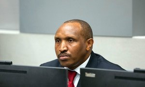 ICC Trial Chamber VI declares Bosco Ntaganda guilty of war crimes and crimes against humanity. (8 July 2019)