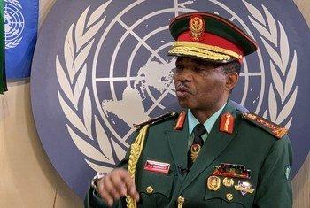 Mnadhimu Mkuu wa Jeshi la Wananchi wa Tanzania, Luteni Jenerali Yacoub Mohamed