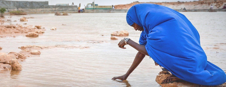 Hay riesgos muy altos de escasez de agua y de inestabilidad en el sistema alimentario, incluso con un aumento de temperatura de 1,5°C por encima de los niveles preindustriales.